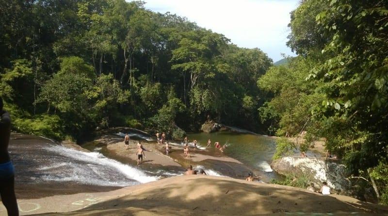 Cachoeira do Promirim, Ubatuba/SP