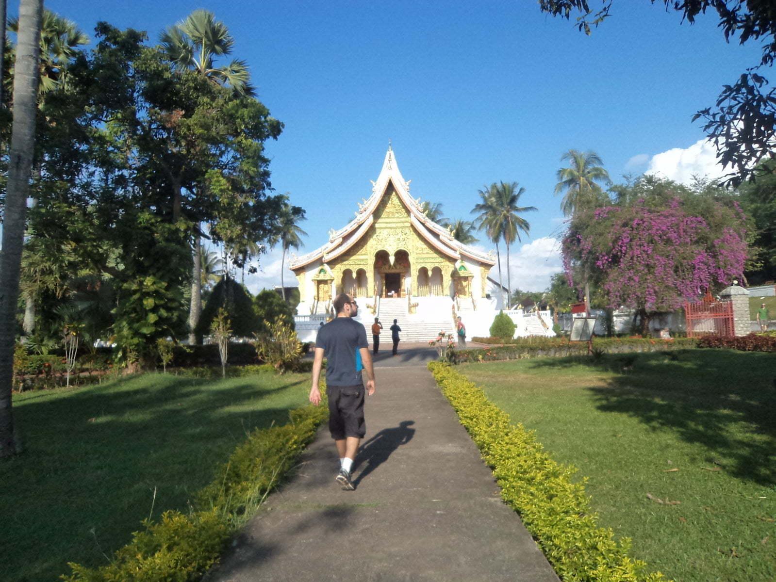 Palácio Real (Museu Nacional) de Luang Prabang, Laos
