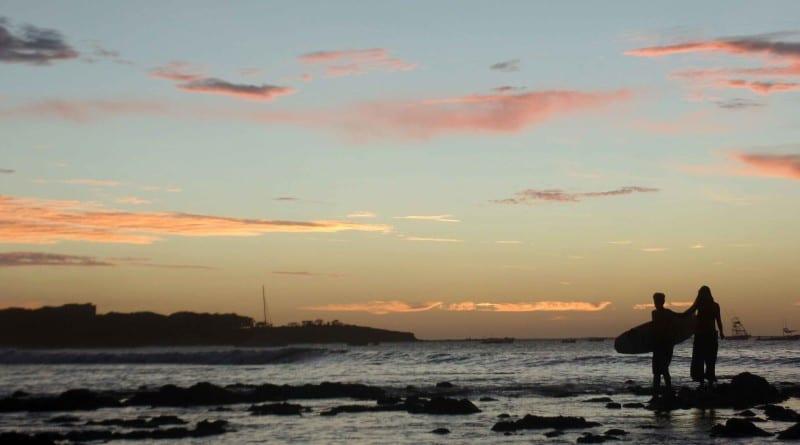Por do sol em Tamarindo - Costa Rica7