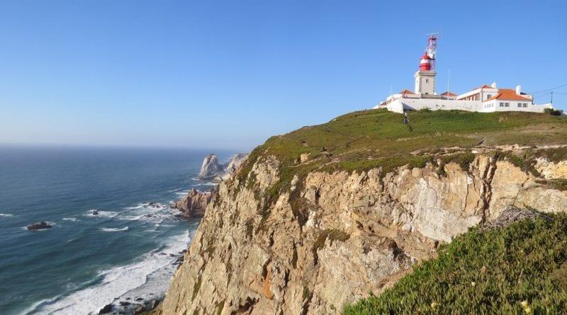 Farol do Cabo da Roca, o extremo ocidente europeu em Portugal