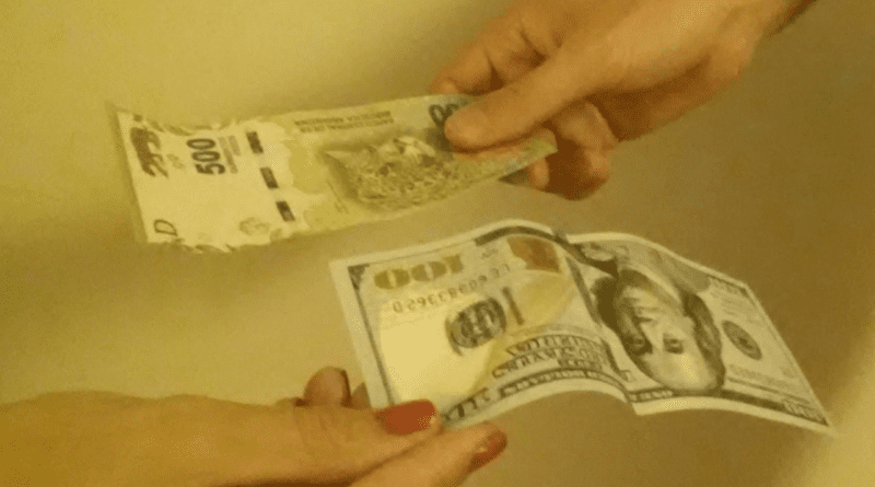 Comprar .dólares ou pesos?