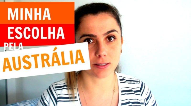Nina Ferreira porque fazer intercambio na Austrália