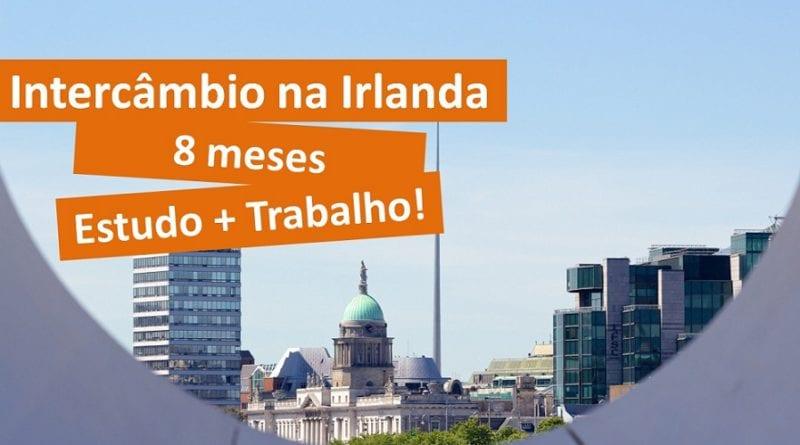 Quanto custa um intercâmbio na Irlanda - 8 meses