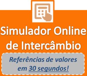 Simulador Online de Orçamento e Preços de Intercâmbio