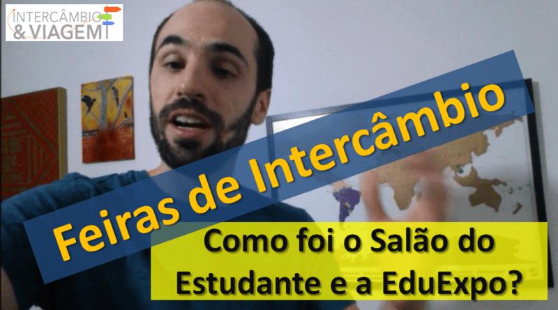 Homero Carmona - Salão do Estudante e EduExpo mar-2017
