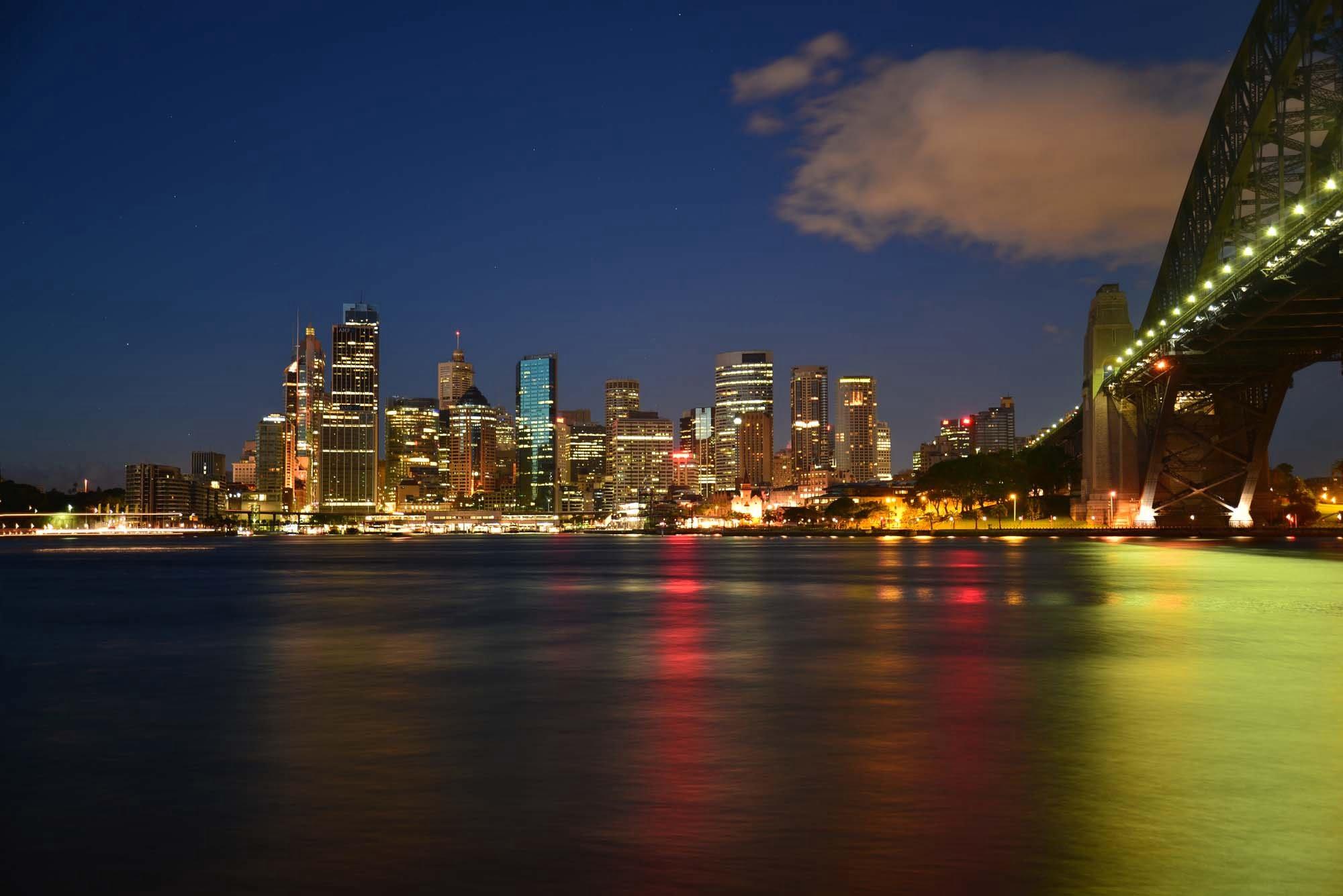 Milsons point em Sydney, Australia -Fonte Pexels