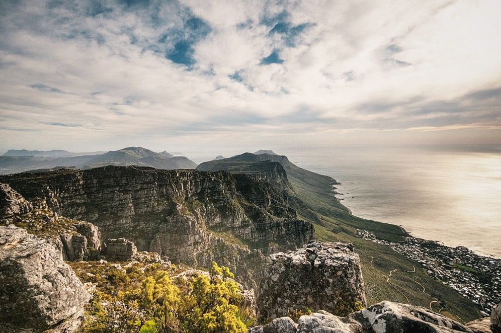Paisagem África do Sul - Fonte Pexels