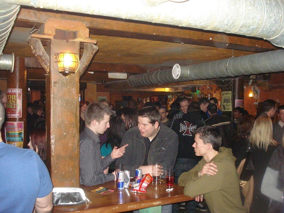 Pub em Cork, Irlanda