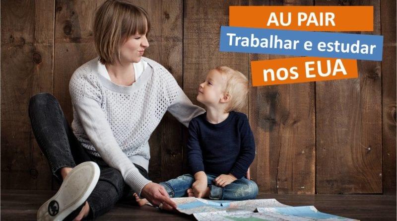 Programa de Au Pair - Trabalhar e Estudar nos EUA - Fonte Pexels