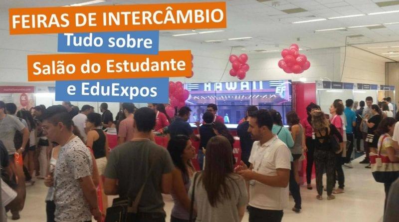 Feiras de intercâmbio 2017 - EduExpos e Salão do Estudante - Datas e locais
